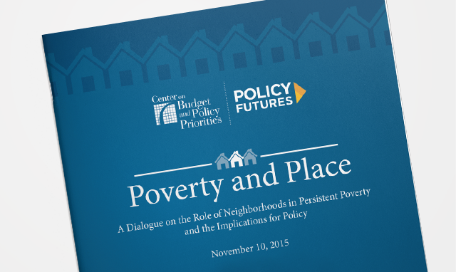 Poverty in Place Conference Booklet